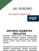 Jurnal English DM Ret Dhita