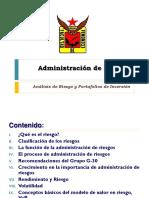 Administracion Del Riesgo
