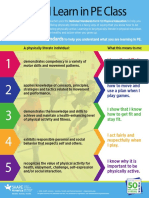 elementary standards poster large