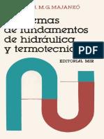 Erojin V G - Problemas De Fundamentos De Hidraulica Y Termotecnia - Parte 1.pdf