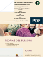 Teoria Del Turismo
