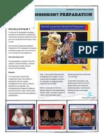 IB B Internal Assessment Preparation Booklet