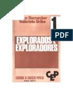 Cadernos de Formação Popular 1