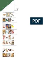 25 Types of Heels