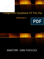 Congenital Dysplasia Of The Hip
