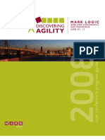 Mark Logic User Conference Program 2008