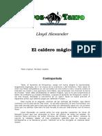 Alexander, Lloyd - Crónicas de Prydain 02 - El Caldero Mágico