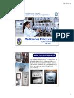 Mediciones Electricas Clase 9