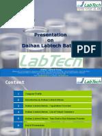 Daihan Labtech Presentation