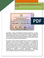 Nota - A.A.J.C. 1er Congreso Argentino 2016