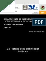 1.3 Historia de la Clasificación Botánica.pptx