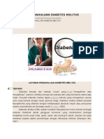 Laporan Pendahuluan Diabetes Melitus