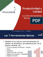 Cap10 7 Herramientas Estadisticas Basicas de Calidad Clasicas