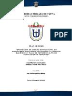Plan de Tesis Bloquer II Comp..