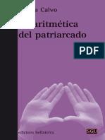 Yadira Calvo - La aritmetica del patriarcado.pdf