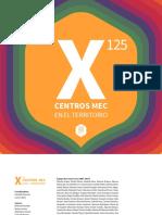 Libro Centros Mec x125