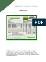 Documentación Necesaria Para El Recibo y Despacho