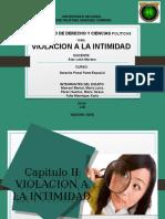 Diapo Violacion a La Intimidad ..Penal-Alex-moreno