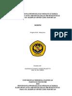 39752755 Skripsi Ekonomi Manajemen Sumber Daya Manusia