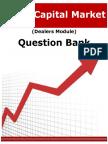 Capital Market Questions Bank
