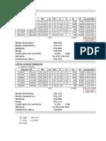 Pauta Control Semana 5 Formula Para Excel