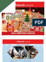 Automatic Centre 2016 Christmas Catalog