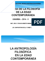 Filosofía Contemporanea. 11 de Agosto 2014. Copia