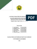 LAPORAN PRAKTIKUM FARMAKOGNOSI MIFTA.docx