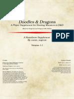 Monster Hunter D&D 5e Supplement