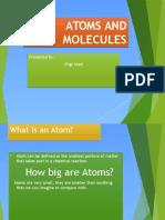 Atom and Moclecule