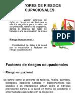 1.-Factores de Riesgo y Control
