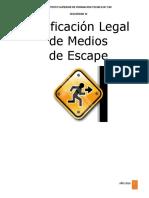 Medios de Escape