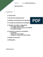 Apuntes Administración II