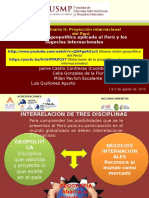 1. Visión Geopolitica Del Perú