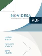 Presentación Novidesa 16