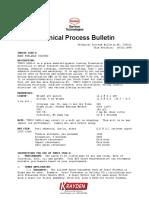 Henkel Turco 5580-g Technical Data Sheet