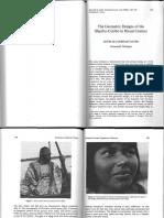221669114 the Geometric Designs of the Shipibo Conibo in Ritual Context Angelika Gebhart Sayer