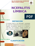 ENCEFALITIS LIMBICA