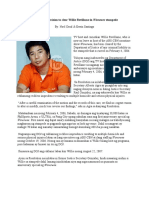 DOJ Affirms Decision to Clear Willie Revillame in Wowowee Stampede