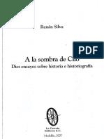 La Servidumbre de Las Fuentes. Renán Silva