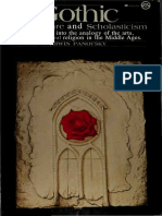 Gothic Architecture and Scholasticism by Erwin Panofsky (Art eBook) Ocred