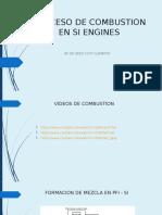 Seman 9 y 10 Proceso de Combustion en Si Engines