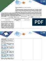 Guía de Actividades y Rubrica - Fase 3 - Trabajo Colaborativo I