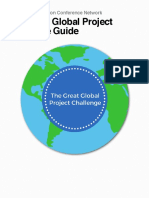 The Great Global Project Challenge Guide