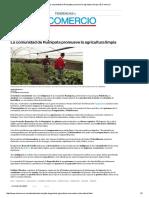La Comunidad de Rumipata Promueve La Agricultura Limpia _ El Comercio