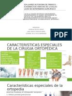 ortopedia caracteristicas