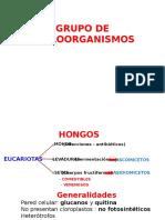 Grupo de Microorganismos