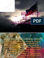 Filipino History 04 Birth of Filipino Nationalism I