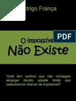 eBook - O Impossível Não Existe