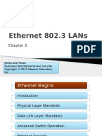Chapter 5 Ethernet 802.3 LANs